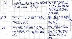 counting-hashmarks