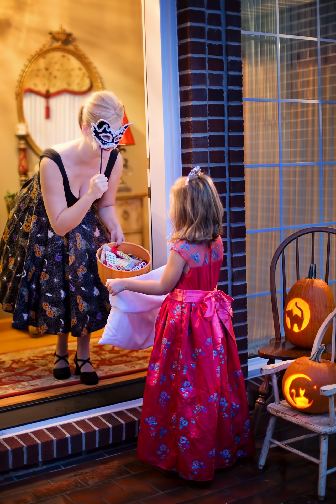 trick or treat photo